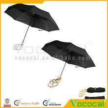 Cool Special Fist Style Handle Parasol Umbrella for Men