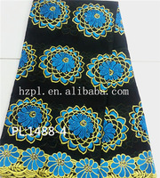 AFRICAN FASHION VOILE LACE