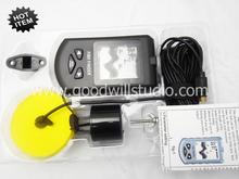TL58, Sonar fish finder TL58 with Dot Matrix LCD display, Portable Sonar Fish Finder, Portable Sonar Sensor Fish Finder