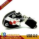 Football Club USB Flash Drive For Promotion