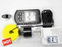 TL58, Sonar fish finder TL58 with Dot Matrix LCD display, Portable Sonar Sensor Fish Finder