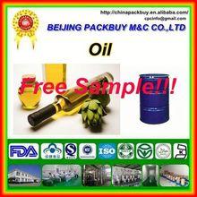 Alta calidad ISO GMP fabricación Natural del bebé de aceite de msds bebé de aceite de msds
