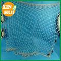 Nylon monofilamento rede de pesca, armadilha de redes de pesca, malha de plástico