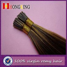 Keratin Fusion Tip 100% Remy Human Hair Extension p#4#27