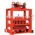 China noah qtj4-40 semi- automática de cimento bloco de concreto máquina de fazer tijolos/tijolos lego