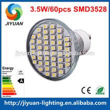 green No UV or IR radiation in beam mercury free 3.5w led spot light warranty