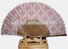 Nouveau design chinois ventilateur de la main personnalisé