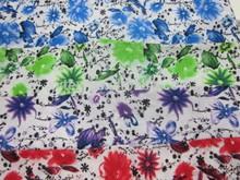 100% viscose rayon fabric textile printing