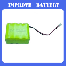 9.6v AA 1200mah nimh battery pack for power tool manufacture in china