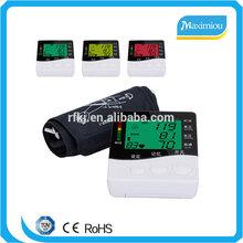 Medical CE & RoHS Certified Big Display Digital Arm Blood Pressure Monitor Omron