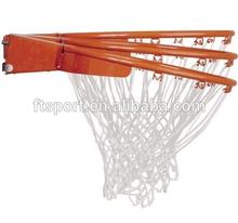 "Spring Loaded 18"" Steel Basketball Rim"