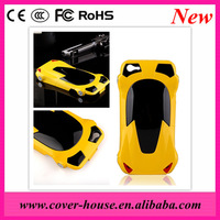 Shenzhen Factory price phone case sport car design PC case For iPhone5G 5S