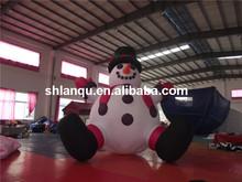 Inflatable Christmas Decor Inflatable Christmas Snowman for Sale