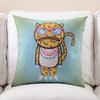 Devil Fruit series character digital print wholesale custom decor lovely fancy comfort soft cartoon indoor pillows