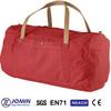 fashion red tote sturdy duffel bag for women