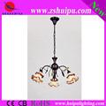 billiger blume glas indian kronleuchter licht hochwertige lampe