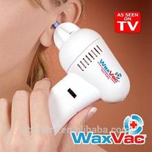 cera vac limpiador del oído como se ve en la tv de vacío limpiador del oído