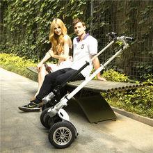 Kids hot 2 wheel electric scooter,Two wheel smart rickshaw