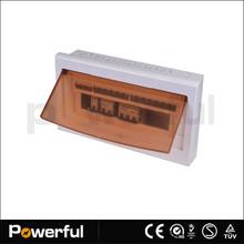 newly designed 16 way flush mounted distribution box