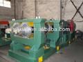 desperdiciado utilizado trituradora de neumáticos de caucho reciclado de pulverización de fabricación completa línea de producción completa