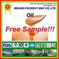 di alta qualità gmpiso produzione naturale greggio petrolio greggio densità
