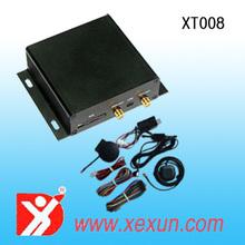 XT008 automotive oil temperature sensor fleet management gps tracking software