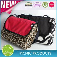 SEDEX BSCI DIANEY Factory Waterproof Outdoor Picnic Blanket Target / Portable Picnic Blanket