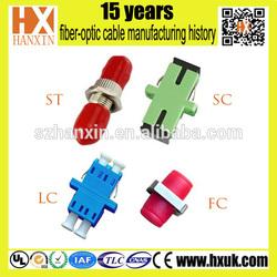 Factory Supply High Quality FC SC ST LC MTRJ MU Optical Fiber Adapter