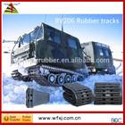 Bandvagn 206 replacement rubber aprone wheel
