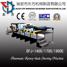 Roll Paper Sheet/sheeter Cutting Machine/Cutter/Guillotine