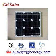 small size 10w 15w 20w 25w 30w solar panel for sale