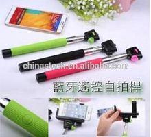 Factory Cheap Self-portrait stick,self-portrait camera handheld monopod action camera accessories