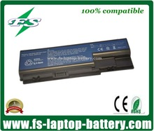 6 cell Original Rechargeable Laptop Battery For Acer AS07B41 ASO7B41 battery 5520 5310 battery