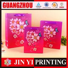gzjinyi printed luxury packaging wholesale custom paper bag