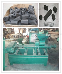 Coal sticks making machine and coal briquette extruding machine in low price for sale