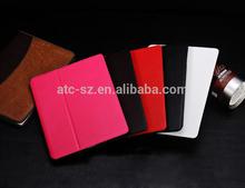 Genuine Leather Case for iPad 2 3 4 ipad2 ipad3 ipad4 Flip Stand Cover Smart Case