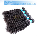 Kbl virgem mongol cabelo crespo encaracolado, afro kinky curly cabelo virgem ombre extensão tecer