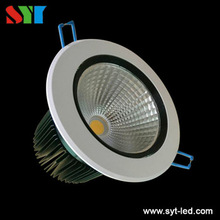 high quality low price 12w cob led ceiling downlight aluminm in china