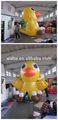 hot vente 2014 gaint gonflables canard