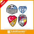 personalizado da equipe de futebol emblema bordado applique