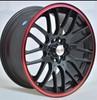 black colour wheel rims red color wheels rims silver colour wheels rims(vs253