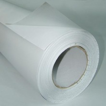 70100 matt cold lamination pvc film, white paper with blue lines, protective images, factory price
