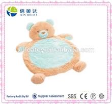 Plush Baby Bear Mat