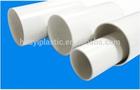pvc plastic water drainage pvc hexagon pipes
