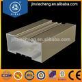 Ventana de aluminio de la fabricación de materiales para 6063/6061 aluminio deslizamiento vertical ventana