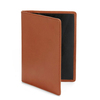 Luxury cow leather custom rfid passport holder