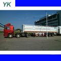 Yk cng no tanque de cng semi reboque