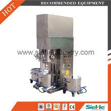 Lab silicon sealant mixer
