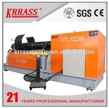 iron sheet rolling machine , w11 rolling machine for steel plate , steel plate roller forming machine