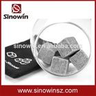 2014 new bar accessories cube rock whisky stone FDA